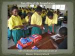 Distributing Study Aids