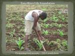 Promoting food security – TRLF youthfarm