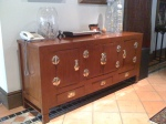 Lightly used Chinese Cabinet Console. View #1