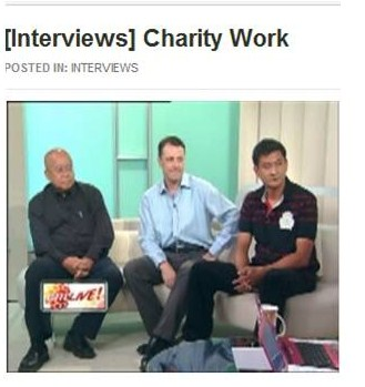 CNA Interview with Gabriel Teo, founder of Tana River Life Foundation