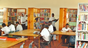The library shelves are no longer bare. Thanks to your support of the Tana River Life Foundation Book Drives, the students are able to enjoy libraries within their schools and communities