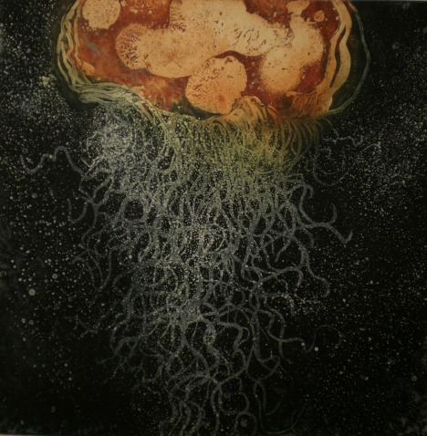 Medusozoa by Shubigi Rao- Sold !
