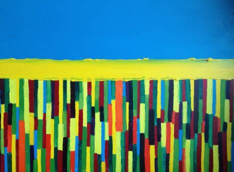 The Field by Panisuan Chasinga