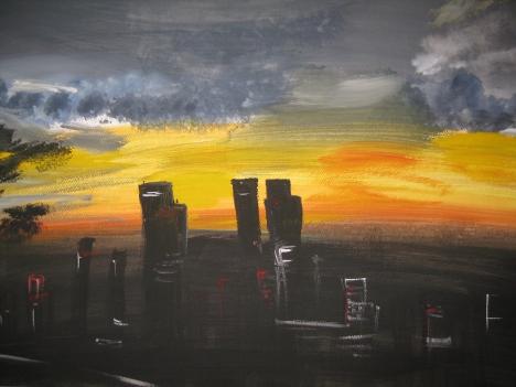 Paleta Ng Langit (Sky's Palette) by Cher Villarino