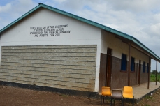 Building completed by Tana River Life Foundation